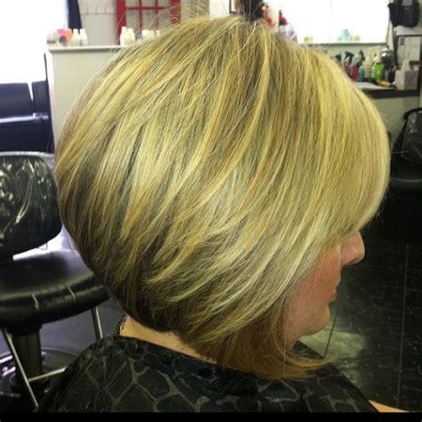 diy stacked bob haircut 67 best stacked bob haircuts images on pinterest hair