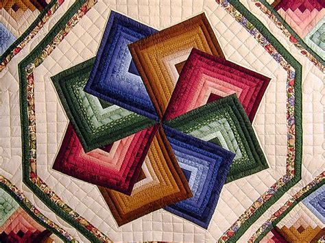 Amish Star Spin Quilt Pattern Bing Images Spinning Quilt Template