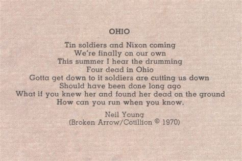 we were soldiers soundtrack lyrics 11 song lyrics 37 best the needle and the damage done images on pinterest