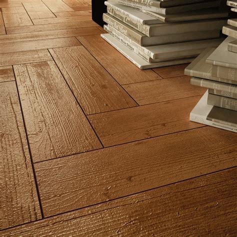 Cifre Tindaya Castagno Wood Effect Series Tiles 600x150x10mm