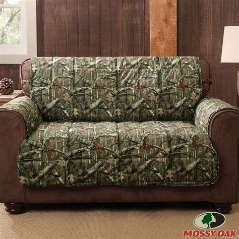 Camouflage Couches by Mossy Oak Up Infinity Camo Furniture Protectors