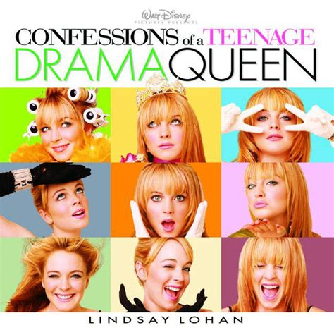 drama queen film song download confessions of a teenage drama queen by various artists on