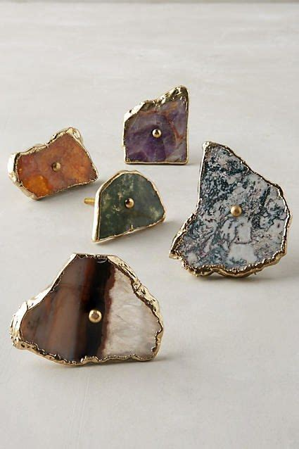 Geode Cabinet Knobs by 1000 Ideas About Dresser Knobs On Drawer