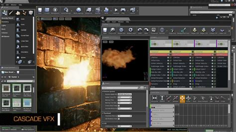 game mod unreal engine 4 unreal engine 4 features trailer gdc 2014 video mod db