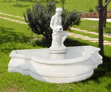 fontane artistiche da giardino pin fontane artistiche on