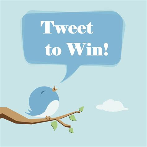 Sweepstakes Twitter - tweet to win how to enter and win twitter sweepstakes