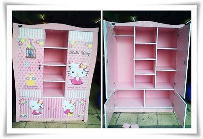 desain lemari hello kity about baby room