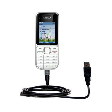 Usb Nokia classic usb cable suitable for the nokia c2 01 with power sync and charge