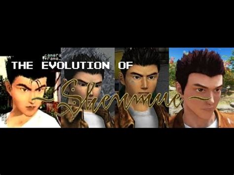 shenmue sega saturn the evolution of shenmue from sega saturn to ps4