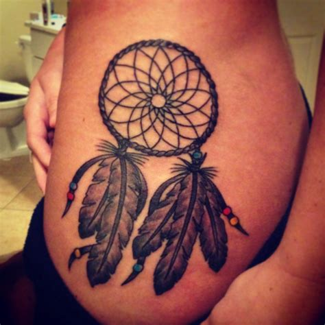 dreamer tattoo dreamcatcher tattoos designs ideas and meaning tattoos