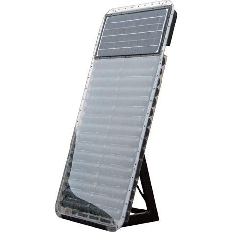 solar infra systems high efficiency interior solar air