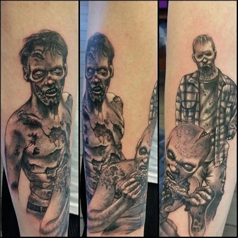 zombie tattoo joe instagram 199 best images about zombie tattoos on pinterest zombie