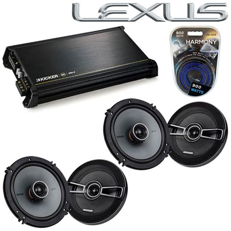 lexus ls400 2001 lexus ls400 2001 2006 factory speaker replacement kicker