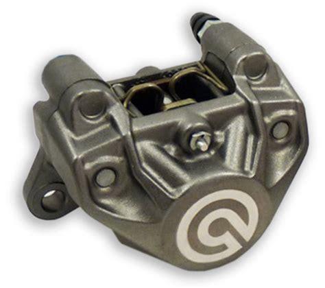 Kaliper Brembo P2 34 Grey brembo rear brake caliper 120b27810 in transformation kit