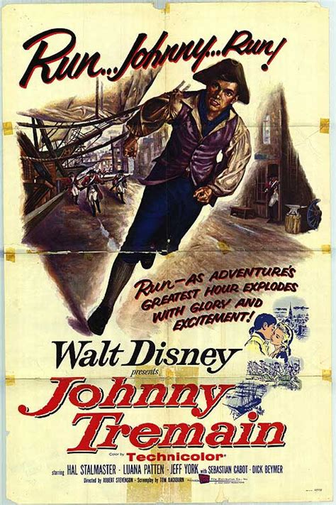 patten university forbes johnny tremain movie posters at movie poster warehouse