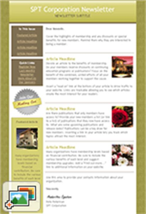Eclectech Librarian Promote Thyself Constant Contact Newsletter Templates Free