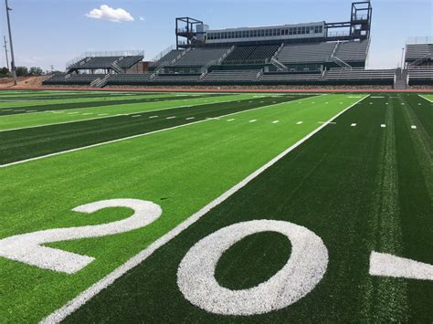 Of Eastern New Mexico Mba by Eastern New Mexico Multipurpose Stadium