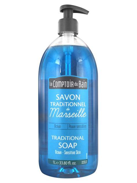 Le Comptoir Du Bain Savon Liquide De Marseille by Prix De Le Comptoir Du Bain Savon Liquide De Marseille
