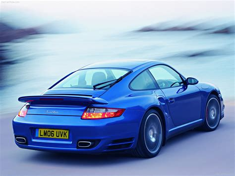 blue porsche 911 2007 blue porsche 911 turbo wallpapers