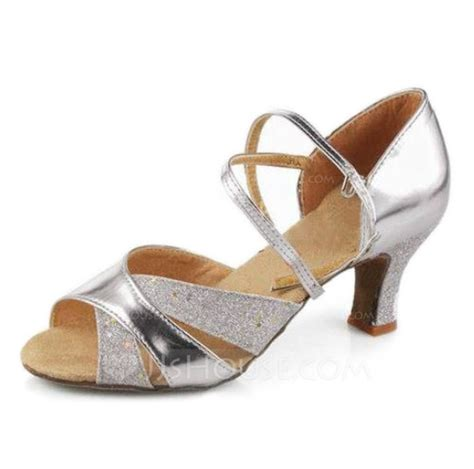 jj house shoes women s leatherette heels sandals latin ballroom dance shoes 053007246 jjshouse