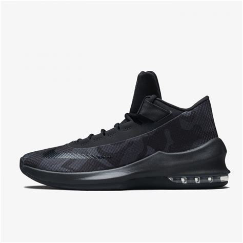 Sepatu Nike Airmax 9 0 Black jual sepatu basket nike air max infuriate 2 mid prm