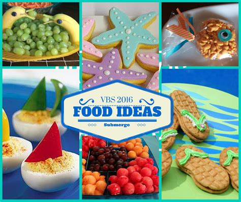 home food and design weekend 2016 lifeway vbs 2016 submerged decoration ideas