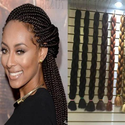 how many packs of expression hair for twists good quality 100 kanekalon xpression braiding hair 82