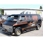 Chevrolet Van 1995 Review Amazing Pictures And Images
