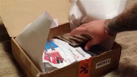 "Unboxing September 2014 ""Foodie 2"" S.E.R.E. Box - YouTube E Box"