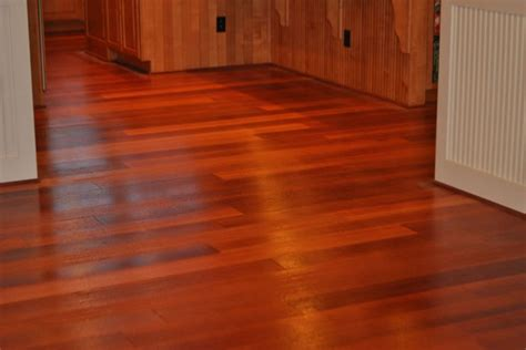 natural brazilian cherry acacia hardwood flooring home design by john