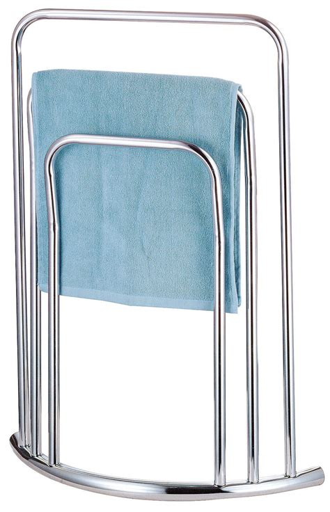 Chrome Bathroom Shelves For Towels Modern Chrome Quality Bathroom Shelf Towel Stand Rack Rails Ebay