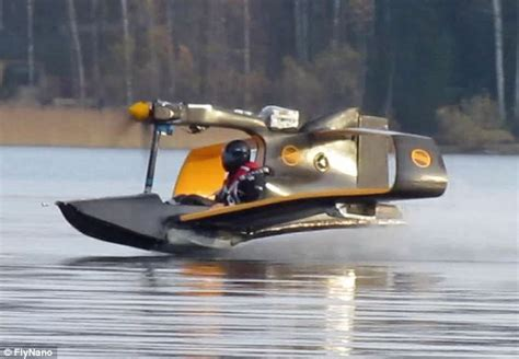 small boat plane is it a jetski is it a light aircraft it s both