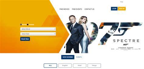 design online movie ticket system online movie ticket booking system cinema ticketing