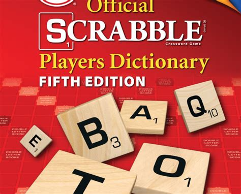 scrabble dictionary 5th edition scrabble adds 5 000 new acceptable words inquirer news