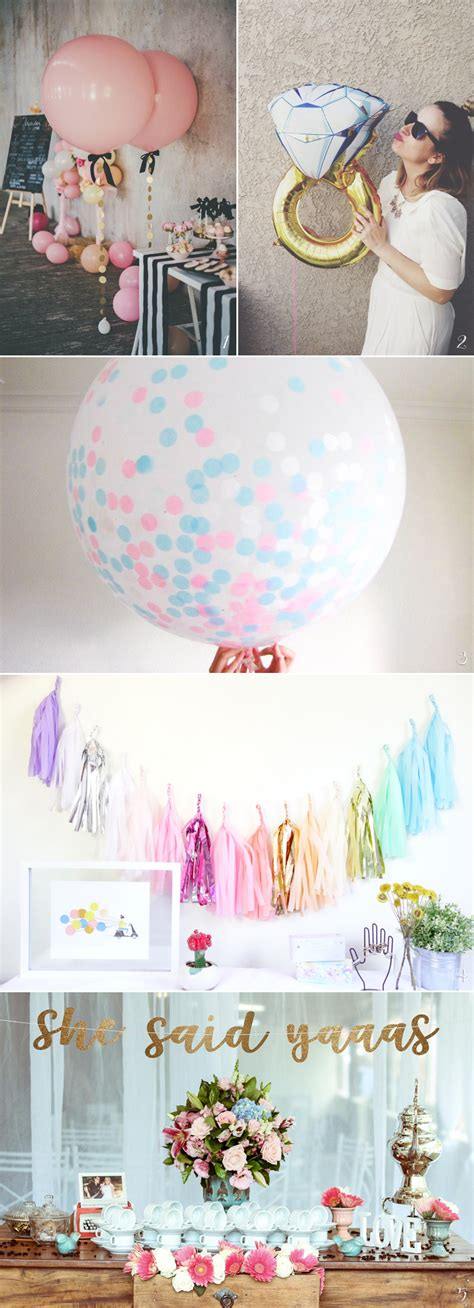 Where To Throw A Bridal Shower by 30 Creative Things You Need To Throw An Awesome Bridal