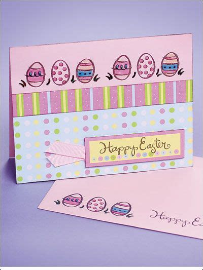 free easter cards to make 16 best images about paper crafts on negative