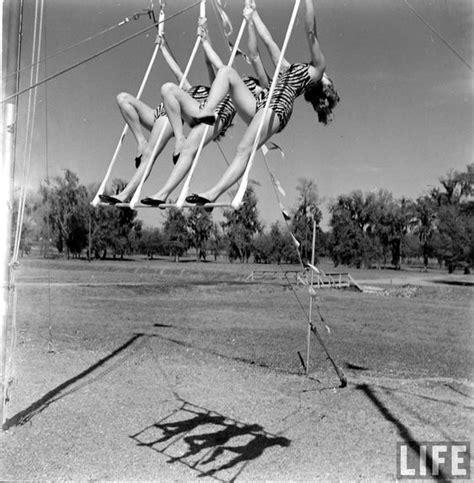this is a circus at florida state university in 1952 if