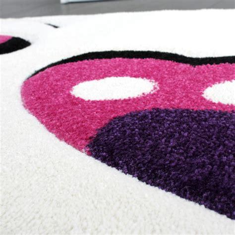 tappeto bambina tappeto bambina per stanza bambini con motivo farfalla