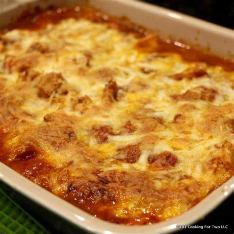 cooking light chicken enchilada casserole recipe