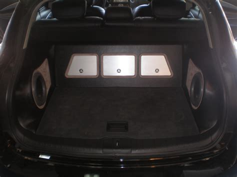 Handcrafted Car Audio - custom fabrication handcrafted car audio