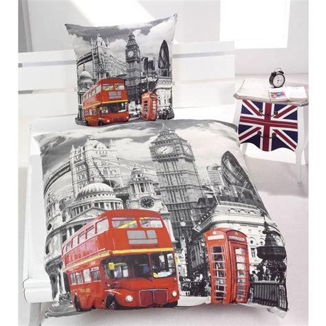 london bedding set london bedding single duvet cover sets city landmarks big ben bedroom union jack ebay