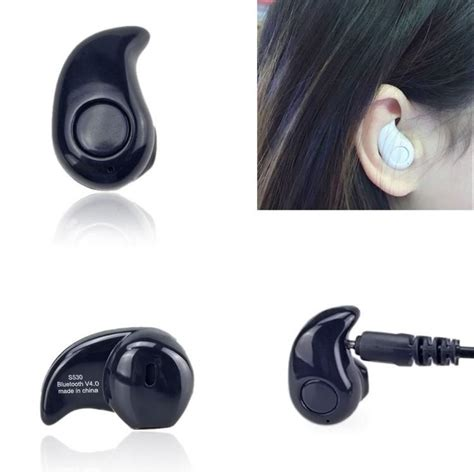 jual earphone bluetooth wireless mini s530 headset headphone uzmana shop