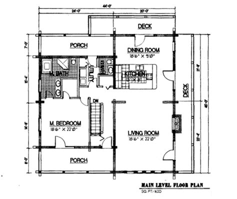homeplan com the ramshorn lumberjack homes