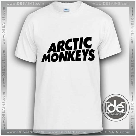 Tshirt Arctic Monkeys 02 buy tshirt am arctic monkeys logo tshirt womens tshirt
