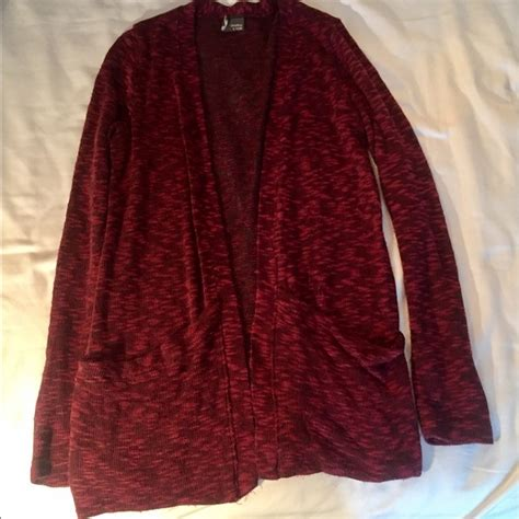 wine colored sweater 74 outfitters sweaters sparkle fade light