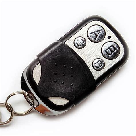 Garage Door Opener Remote Car Aliexpress Buy Portable 433mhz Garage Door Remote