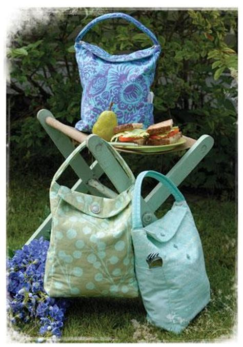 pattern for fabric lunch bag favorite things the lunch bag pattern discount designer