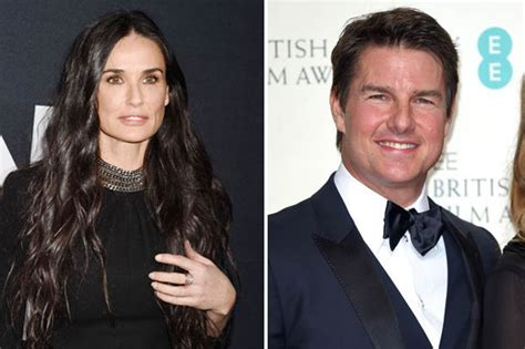 film tom cruise and demi moore clash of egos mean celebrity marriages last seven years on