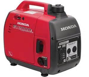 Honda 2000 Watt Generator Honda Eu2000i Watt Ultra Companion Generator