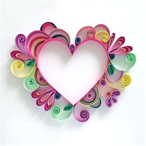 paper quilling tutorial pinterest mother s day quilling paperchase journal quilling